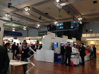 Exhibition space: Energy harvesting and storage Europe 2016