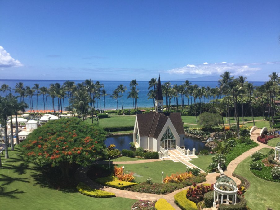 Conference Venue, Maui, Hawaii